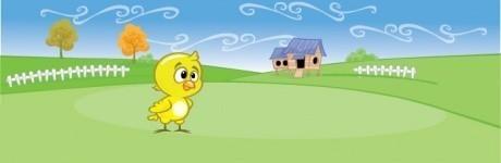 Pollito Amarillito Sitio Oficial De La Gallina Pintadita