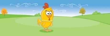 Mi gallito sitio oficial de la gallina pintadita for Aeiou el jardin de clarilu mp3